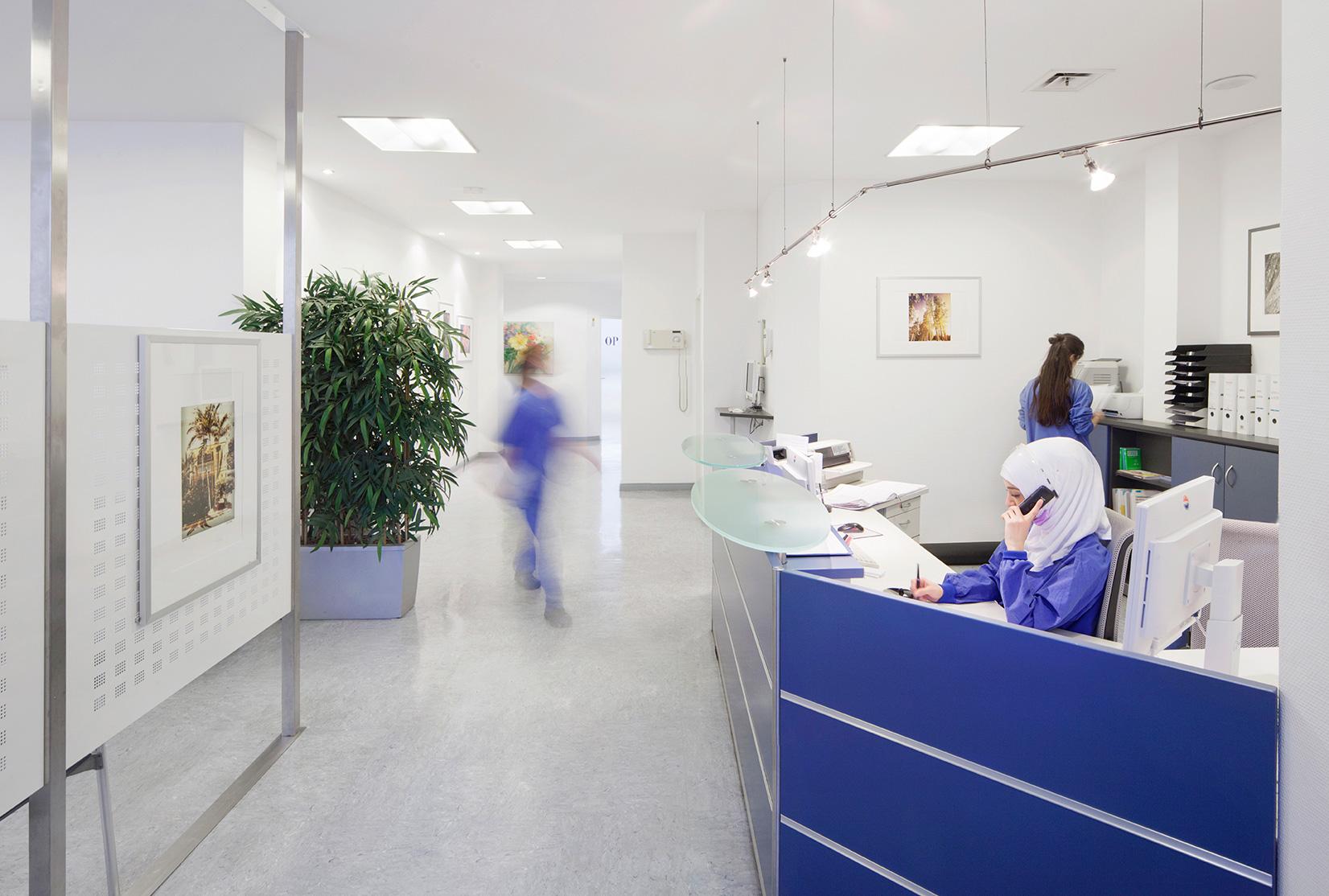 Praxis für Mund-, Kiefer- und Gesichtschirurgie